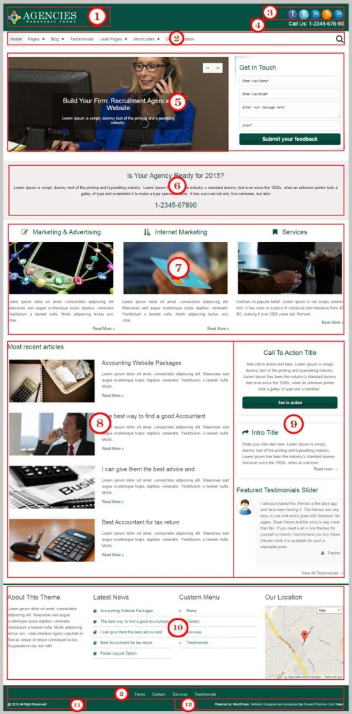 agencies-wordpress-theme